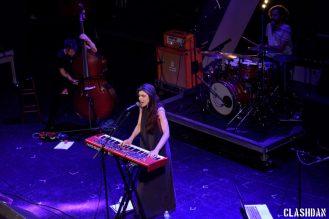 Julia Holter Band @ Moogfest 2016 © Dan Kulpa