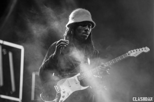 Blood Orange @ Moogfest 2016 © Dan Kulpa