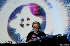 The Black Madonna @ Moogfest 2016 © Dan Kulpa