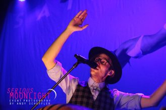 Saint Motel @ Imperial © Andy Scheffler