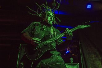 Sunflower Dead @ Baltimore Soundstage ©Masen Smith