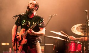 Neil Fallon of Clutch @ Queen Elizabeth Theatre - June 1st 2016