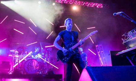 M83 @ Red Hat Amphitheater © Dan Kulpa