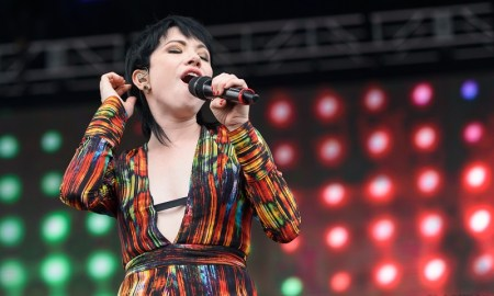 Carly Rae Jepson on Day 1 of the Pitchfork Music Festival @ Union Park Chicago – July 15th 2016