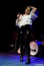 Kristin Kontrol @ The Fillmore Charlotte © Dan Kulpa