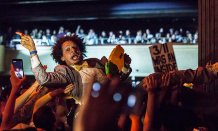 Eric Andre @ Commodore Ballroom - August 23rd 2016