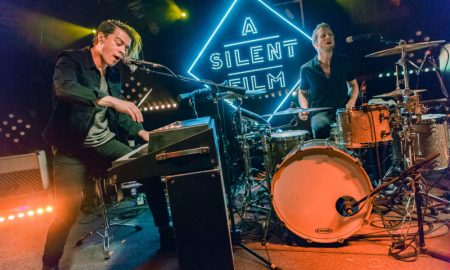 A Silent Film at Rock and Roll Hotel © Matt Condon