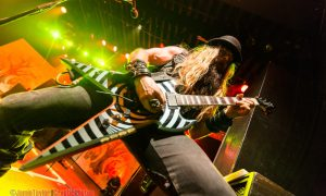 Zakk Wylde @ Commodore Ballroom - August 25th 2016