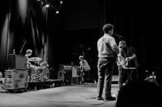 Parquet Courts @ Vogue Theatre © Erik Iversen