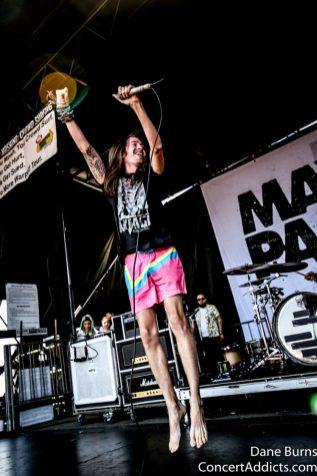 Mayday Parade at Pomona Fairplex ©Dane Burns