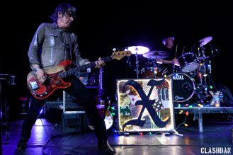 X at The State Theatre © Dan Kulpa