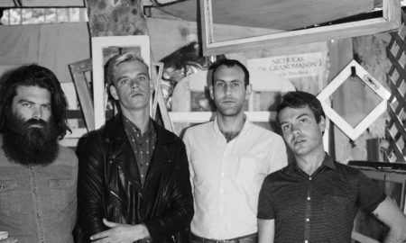 Preoccupations promotional image 2016