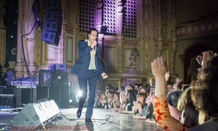 Nick Cave and The Bad Seeds @ Orpheum Theatre - June 30th 2014