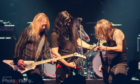 Photos of Slaughter @ Hard Rock Casino Vancouver - October 14th 2016 © Melvin Pastora