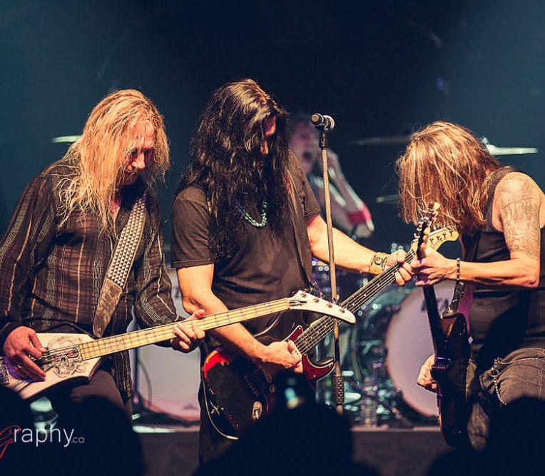 Photos of Slaughter @ Hard Rock Casino Vancouver - October 14th 2016 © Melvin Pastora