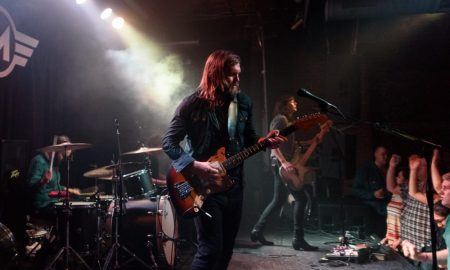 Band Of Skulls @ Motorco Music Hall - October 3rd 2016