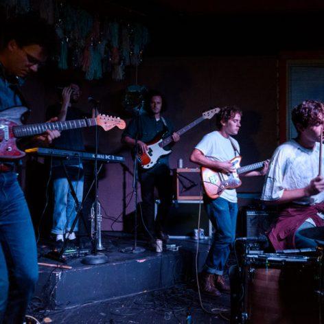 Whitney @ The Duke Coffeehouse - October 5th 2016 © Dan Kulpa