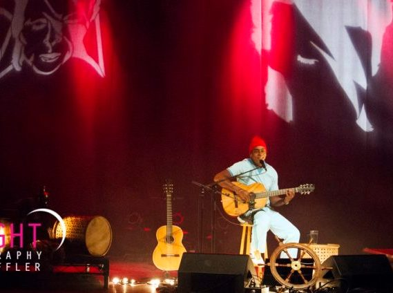 Seu Jorge – Vogue Theatre – November 20, 2016