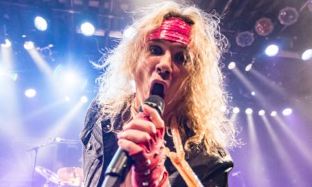 michael starr steel panther commodore ballroom jamie taylor jan 20 2017