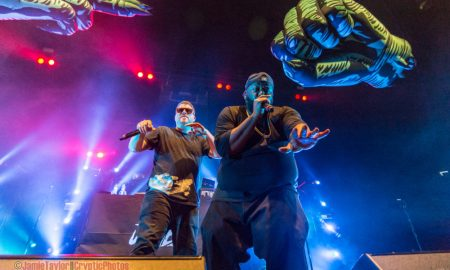 Run The Jewels @ PNE Forum - February 8th 2017