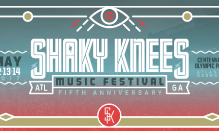 Shaky Knees 2017 Banner