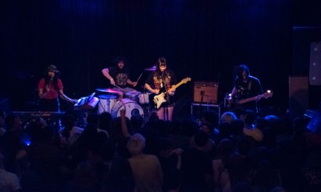 Cherry Glazerr @ Cats Cradle Back Room in Carrboro NC 2017