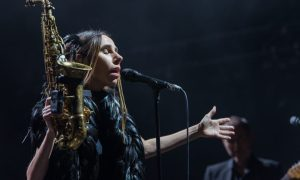 PJ Harvey @ The National - April 22nd 2017
