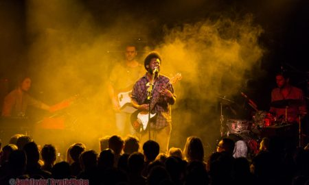 Michael Kiwanuka at The Commodore Ballroom in Vancouver, BC on May 23rd 2017