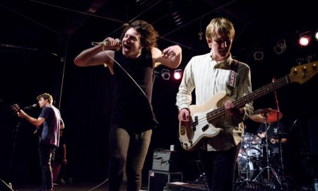 The Orwells @ Cats Cradle in Carrboro NC 2017