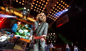 Tom Petty and the Heartbreakers at Rogers Arena in Vancouver, BC on August 17 2017