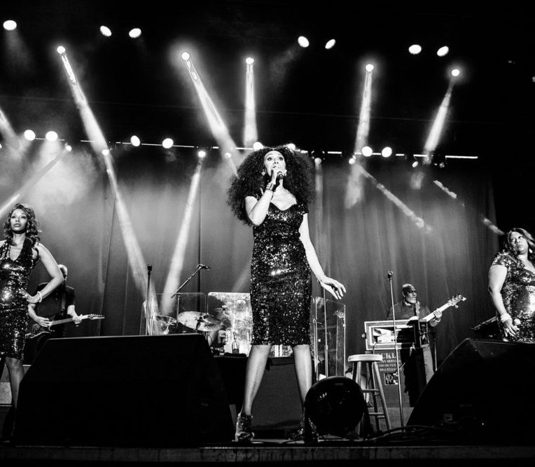 The Pointer Sisters @ PNE Amphitheatre - August 22nd 2017