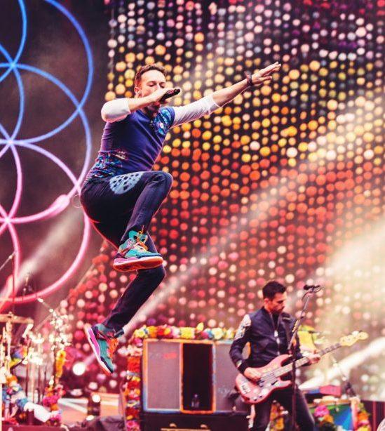 Coldplay at Wembley by SamNeill c/o Live Nation