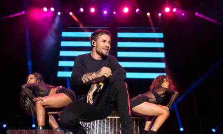 Liam Payne of One Direction at iHeartRadio Beach Ball @ PNE Amphitheatre - September 3rd 2017