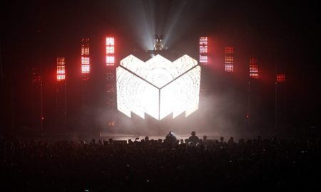 Deadmau5 at Pacific Coliseum in Vancouver, BC October 24th 2017 by Jamie Taylor