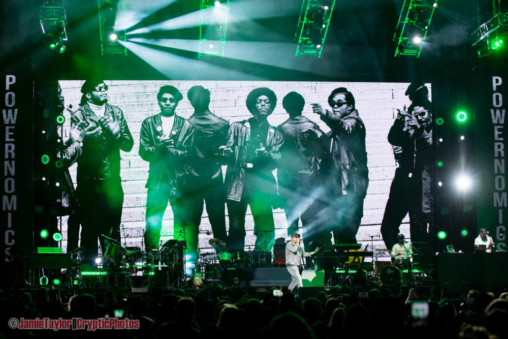 NAS (nasir jones) @ Pacific Coliseum in Vancouver, BC on October 11th 2017