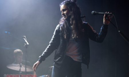 Amy Shark @ The Vogue Theatre in Vancouver, BC on September 27th 2017