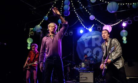 The Fleshtones @ Yep Roc 20 Carrboro 2017