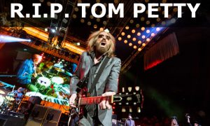 Tom Petty at Rogers Arena in Vancouver, BC August 17th 2017