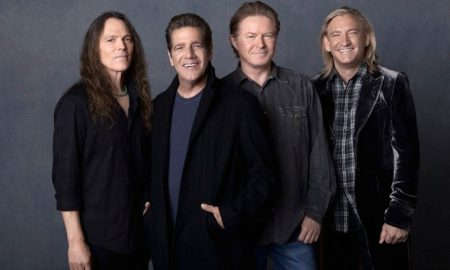 eagles tour 2018 promo band photo