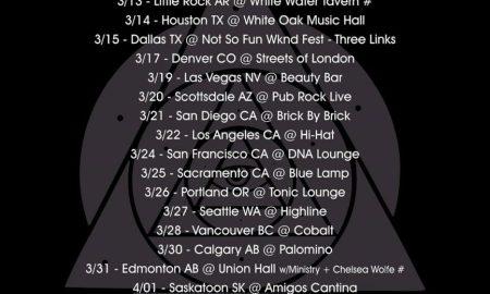 royal thunder 218 tour