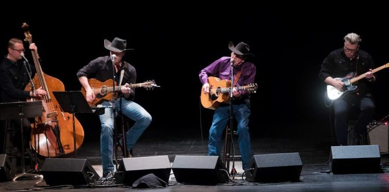 Photos of Ian Tyson + Corb Lund at the Royal Theatre – Jan 9th 2018 © RMS Media by Rob Porter