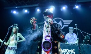 Lee Scratch Perry @ Motorco