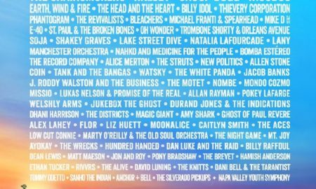 bottlerock napa valley lineup poster admat may 25-27 2018