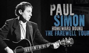 Homeward Bound: The Farewell Tour ft. Paul Simon at Rogers Arena 2018