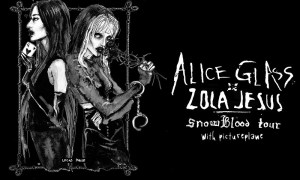 Alice Glass + Zola Jesus at Rickshaw Theatre - May 02nd, 2018
