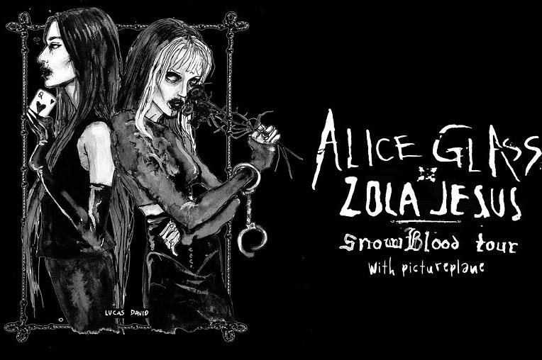 Alice Glass + Zola Jesus at Rickshaw Theatre - May 02nd, 2018