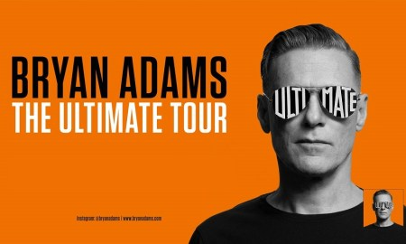 "Bryan Adams Unveils ""The Ultimate"" Tour"