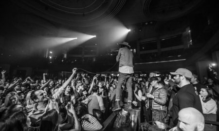 Matt Mays + Dustin Bentall @ The Palace Theatre - January 26th 2018
