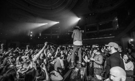 Matt Mays + Dustin Bentall @ The Palace Theatre - January 26th 2018