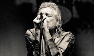 Robert Plant + Seth Lakeman at Vancouver International Jazz Festival